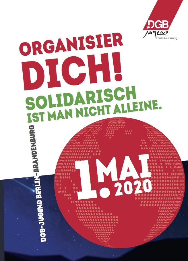 1. Mai Organisier Dich