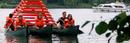 Kanu fahren in Flecken Zechlin