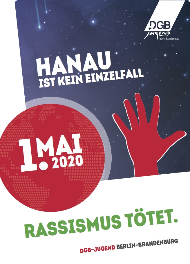 1. Mai 2020 Hanau