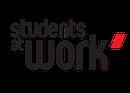 Logo der Online-Beratung namens 'Students at work' von der DGB Jugend
